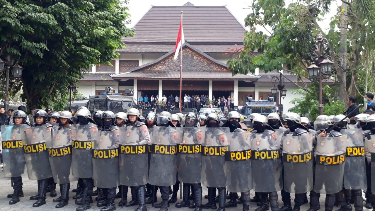 Enam Personel Polisi Diperiksa Terkait  Kasus Penembakan Mahasiswa