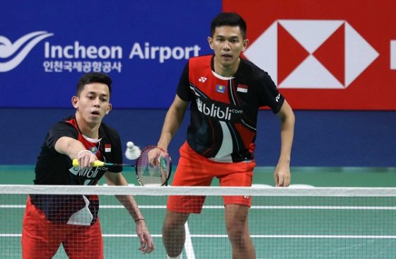 Mantap! Fajar/Rian Menang, Indonesia Lolos ke Final Piala Thomas
