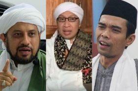 Buya Yahya, Habib Taufiq, dan UAS Tanggapi Kontroversi Film The Santri