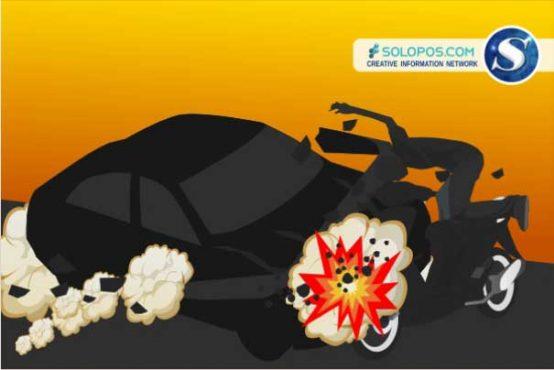 Polri Akui Ratusan Kecelakaan di Puncak Arus Balik Lebaran 2021