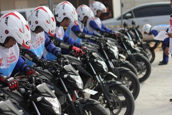 Kampanye Safety Riding, Astra Motor Jateng Gandeng BPJS