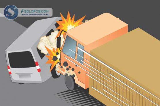Ilustrasi Kecelakaan (Solopos/Whisnupaksa Kridhangkara)