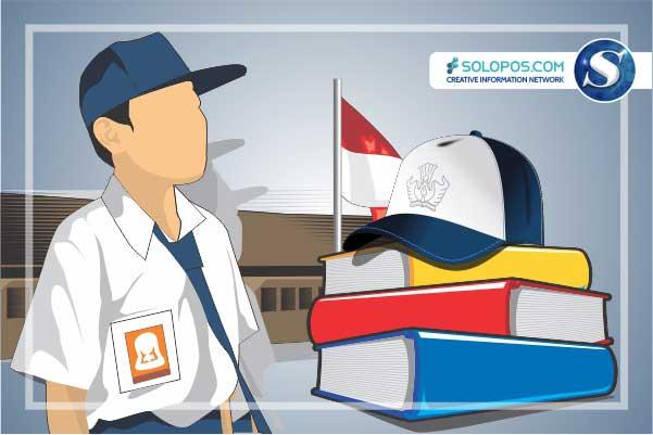 Sekolah di Klaten Serba Online, Siswa Susah Payah