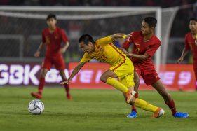 Kualifikasi Piala Asia U-16: Peluang Seabrek, Indonesia Gagal Taklukkan China