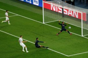 Hasil Liga Champions: PSG Lumat Real Madrid 3-0