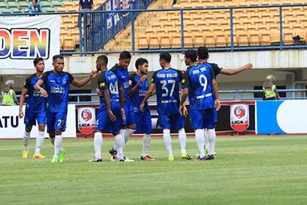 Laga PSIS Semarang Vs Bali United Ditunda