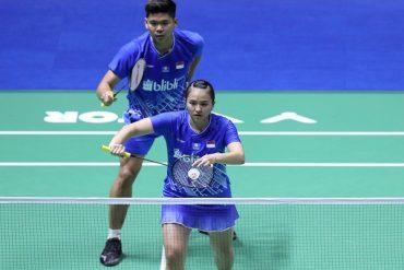 Praveen Jordan dan Melati Daeva Oktavianti (badmintonindonesia.org)