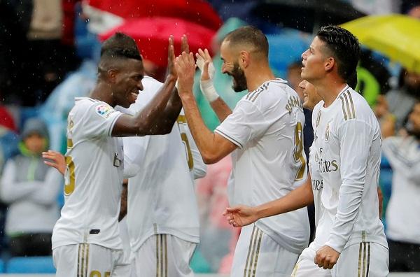 Real Madrid Melaju ke Perempatfinal Liga Champions Seusai Bekuk Atalanta 3-1