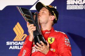 Sebastian Vettel (Reuters-Feline Lim)