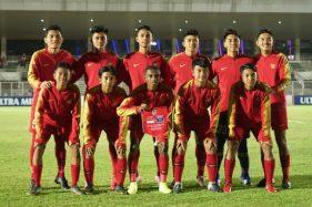 Mantap! Indonesia Dipastikan Lolos ke Putaran Final Piala Asia U-16 2020