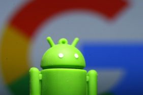 Maskot Android. (Reuters)