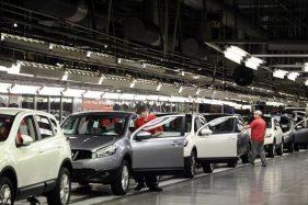 Ilustrasi pabrik Nissan. (Istimewa/MalaysiaTimes)