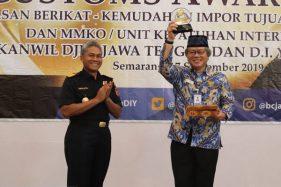 Customs Award Bea Cukai Jateng dan DIY Peroleh Apresiasi Ombudsman