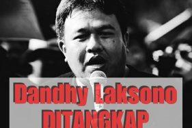 Status Tersangka, Dandhy Laksono Diperbolehkan Pulang