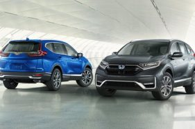 Honda CRV 2020 facelift di AS. (Istimewa)