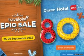 Traveloka Epic Sale (Istimewa)