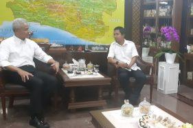 Didera Demo, Gubernur Yakin Situasi Politik Jateng Masih Kondusif untuk Investasi