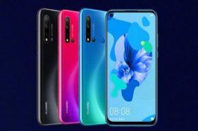 Smartphone 5 Kamera Huawei Nova 5T Masuk Indonesia, Ini Harganya!