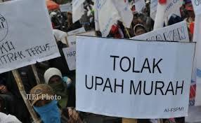 UMK 2020 di Jateng Ditetapkan, Serikat Pekerja: Gubernur Ganjar Harusnya Pro Kaum Lemah
