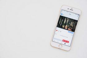 Instagram Jajal Mode Gelap