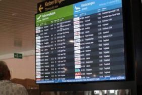 Kebakaran Hutan Ganggu 68 Penerbangan Bandara Ahmad Yani Semarang