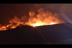 Masih Membahayakan, Tim Labfor Belum Olah TKP Kebakaran Gudang Sritex Sukoharjo
