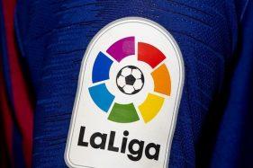 Logo La Liga Spanyol. (Fcbarcelona.com)