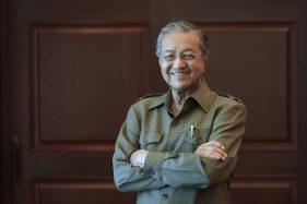 Perdana Menteri Malaysia, Mahathir Mohamad. (Reuters)