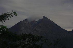 Waduh, Kamera CCTV Milik BPPTKG di Puncak Gunung Merapi Rusak