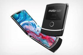 Smartphone Layar Lipat Motorola Razr Meluncur Akhir Tahun Ini?