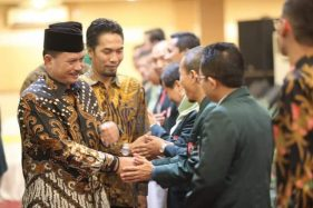 Dokter Tauhid Islamy Kembali Pimpin IDI Madiun Periode 2019-2022