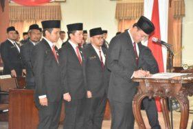 Sejumlah Legislator Karanganyar Jaminkan SK ke Bank