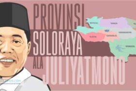 Provinsi Soloraya akan Dorong Pertumbuhan Ekonomi, Kok Bisa?
