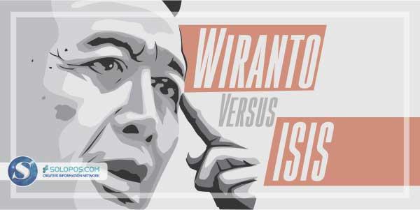 Wiranto vs ISIS