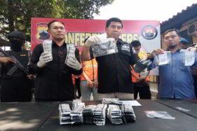 Polisi Sragen Sita 6.100 Pil Koplo dari Warga Masaran