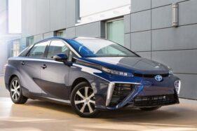 Mobil Hidrogen Toyota Mirai Diperkenalkan di Tokyo Motor Show 2019