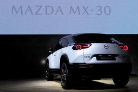 Mobil Listrik Mazda MX-30 Diperkenalkan di Tokyo Motor Show 2019