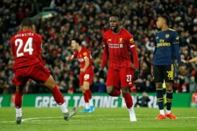Imbang 5-5, Liverpool Tundukkan Arsenal Lewat Adu Penalti
