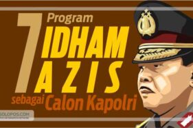 Calon Kapolri Idham Azis Punya PR Ungkap Kasus Novel Baswedan