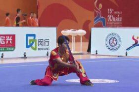 Debut Internasional, Atlet Wushu Solo Langsung Berprestasi