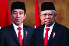 Foto Resmi Jokowi sebagai Presiden (Istimewa/Dok. Setneg)