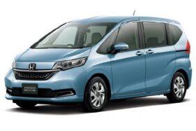 Honda Perkenalkan Freed Generasi Terbaru