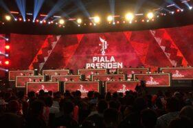 6 Negara ASEAN Ikuti Piala Presiden Esports 2020