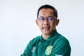 Aji Santoso Jadi Pelatih Baru Persebaya