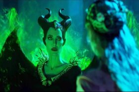 Angelina Jolie sebagai Maleficent. (Youtube)