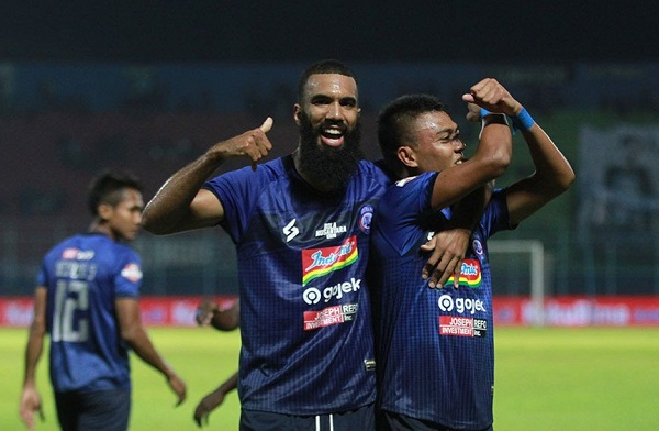 Arema FC (Twitter-@AremafcOfficial)