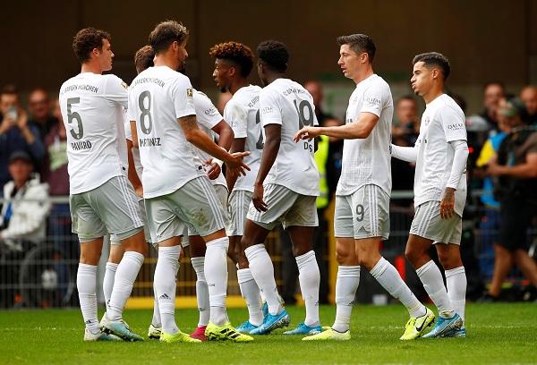 Prediksi Skor & Line Up Tottenham Hotspur Vs Bayern Munchen