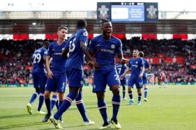Chelsea Kokoh di Empat Besar Seusai Kalahkan Everton 2-0