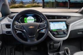Setir Chevrolet. (Instagram/Chevrolet)