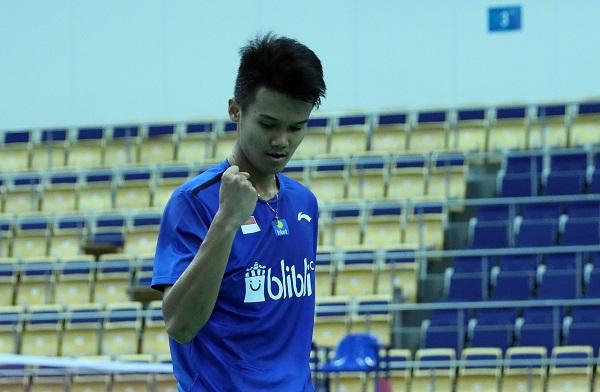 Indonesia Lolos ke Semifinal Kejuaraan Dunia Bulu Tangkis Junior 2019